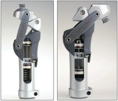 Hydraulic Prosthetic Knee Joints Provide More Natural Mobility for Patients - Nasa Tech Briefs :: Medical Design Briefs