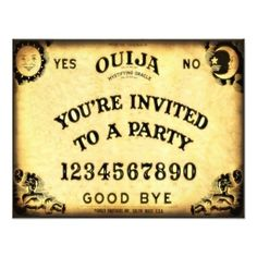 1000 images about halloween party invitations on. Black Bedroom Furniture Sets. Home Design Ideas