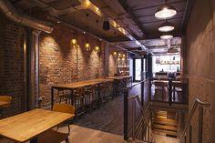 WAN INTERIORS Restaurants, Imli Street, Soho