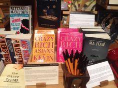 Seen at a bookstore in Jakarta, Indonesia.  (Thanks to Dellawati Wijaya)
