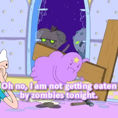 "Set daily achievable goals. | 21 Ways To Defeat Your Personal Demons According To ""Adventure Time"""