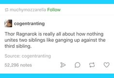 This is true, but me and my eight siblings are all best friends! ^-^