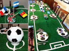 Invite and Delight: World Cup Party: Viva La FIFA