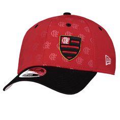 9cf32edf56988 Boné New Era Flamengo 3930 Vermelho e Preto Somente na FutFanatics você compra  agora Boné New