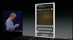 Which of these 6 crazy features are coming in iOS8? #3 will make your life so much easier.