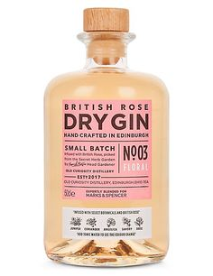 Image result for british rose dry gin