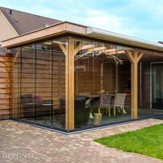 Backyard Pavilion, Backyard Gazebo, Backyard Patio Designs, Outdoor Pergola, Diy Pergola, Outdoor Rooms, Backyard Landscaping, Outdoor Living, Wooden Pergola