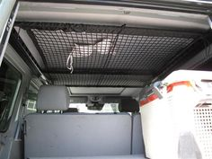 storage solutions offroad 4x4 - Google Search