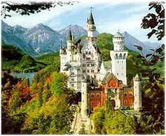Germany, I've seen this castle a lot in photos, def a place I want to visit!