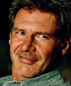 Harrison Ford in six days seven nights