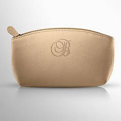 Give members of your #wedding party something they'll use every day - Cardona Cosmetic Bag - $25.00