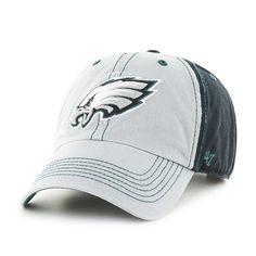 47adcdeaa2b Philadelphia Eagles Tumult Clean Up Black 47 Brand Adjustable Hat