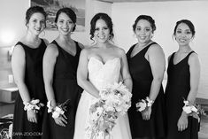 Black and White Wedding Photos by ZaraZoo Photography. Vicky & Ryan's wedding was captured totally in Black & White - Let us know what you think? Bridesmaids, Bridesmaid Dresses, Wedding Dresses, Wedding Styles, Wedding Photos, South Africa, Black And White, Photography, Fashion