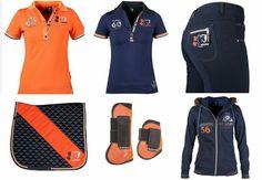 HKM Sports Equipment Lauria Garrelli T-Shirt /à Manches Longues