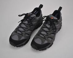 a4000a707d8d2 Merrell Beluga Performance Footwear Hiking Trail Shoes Men s 10 Gray  Waterproof