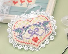 Crossstitched Wedding Gifts - Full Project