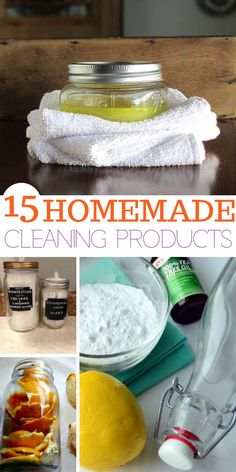 I am a huge fan of making my own cleaning products to use around my home! You can create your own safe & non toxic deodorizer, cleaner, detergent, and more.