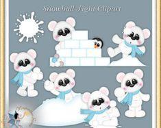 Sommer-Cliparts Teddybären kleine Freuden von MagicmakerScraps