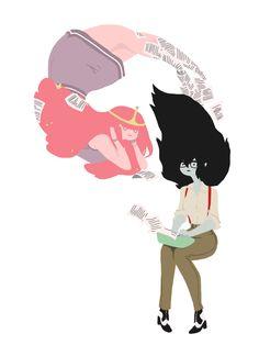 Adventure Time Writer by mawtlee.deviantart.com on @deviantART