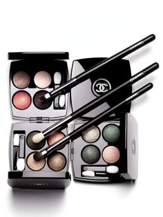 Chanel Quads 2014: Les 4 Ombres ‹ British Beauty Blogger