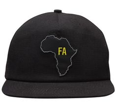 Africa Hat - Black