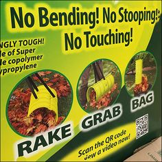 This Rake-In-A-Box Point-of-Purchase Display is an uncommon approach to sale. More often stood upright in a rack, or hung from a Double-Arm Utility hook. Point Of Purchase, Grab Bags, Display, Box, Floor Space, Snare Drum, Billboard, Boxes, Grocery Bags