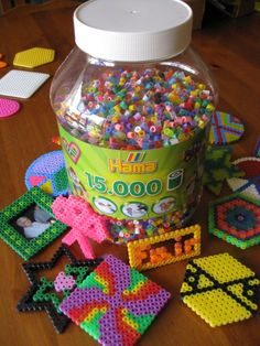 I want some of these! I loved them when I was little and I still do. :)