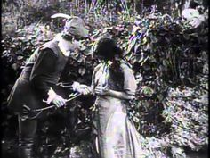 A daughter of Neptune – Annette Kellerman a short excerpt from her silent film