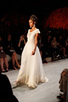 wedding | Lena Hoschek SS 2015 - RTW - Berlin Fashion Week