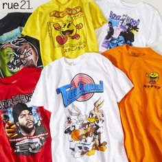Flaunt your style with graphic t shirts for men from You'll find all your favorite brands like Champion as well as stylish Japanese graphic tees. Set Fashion, Black Girl Fashion, Fashion Outfits, Fashion Rings, Graphic Tee Outfits, Cool Graphic Tees, Vintage Graphic Tees, Retro Outfits, Casual Outfits