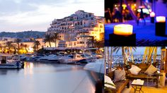 PHOTO OF THE WEEK !!! Marina Moraira and its premises. Villas, Altea, Moraira, Photos Of The Week, Beaches, Times Square, Travel, Chalets, Vacations