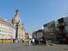 Dresdner-Bauten.de: Neumarkt Dresden Quartier VI - 16.09.2016