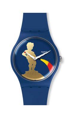 KETJE FROM BRUSSELS *Swatch*^ Watch