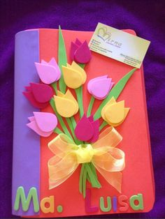 Dia Do Pai Mothers Day Cards Punch Art Easter Crafts Crafts For Kids Diy Cards Handmade Cards Spring Crafts Flower Crafts Mothers Day Crafts For Kids, Spring Crafts For Kids, Mothers Day Cards, Art For Kids, Felt Crafts, Diy And Crafts, Paper Crafts, Card Crafts, Flower Cards