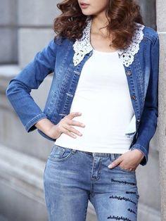 Fashionmia blue jackets columbus - Fashionmia.com
