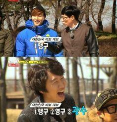 Running Man Episode 190 - Seungri, Goo Hye Sun, Lee Sang Yoon, Gong Hyung Jin and more!