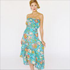 hi-low honey dress - http://rstyle.me/n/ki3iwsr9w