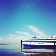 De veerboot naar Vlieland, Rederij Doeksen