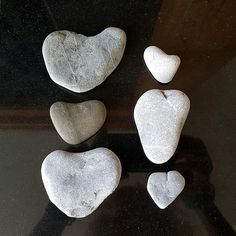 This item is unavailable Irish Beach, Heart Shaped Rocks, Meditation Stones, Different Shapes, Heart Shapes, Craft Projects, My Etsy Shop, Natural, Check