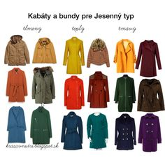 Kabáty a bundy pre jesenný typ by lapetiteamelie on Polyvore featuring KLING, Marni, Carven, Paul & Joe, New Look, Four Seasons, Zara, Elizabeth and James, Louche and H&M