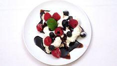 Pavlův dort – Prostřeno | Prima Waffles, Pancakes, Breakfast, Morning Coffee, Waffle, Pancake, Crepes