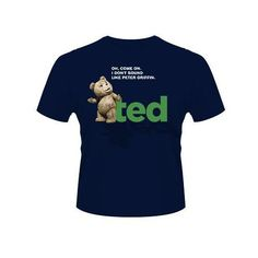 CAMISETA TED - COME ON M