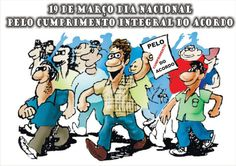 De olho no governo para o cumprimento integral dos acordes de greve!