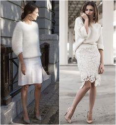 A Elegância do Off White