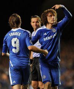 Luiz  Torres!!  Chelsea FC