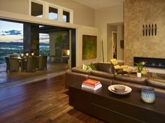 Custom home by Copperleaf Homes