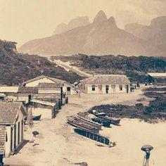 Posto 6, início dos anos 1900
