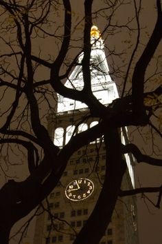 Clock Tower Union Square NYC by ~SubtleNature on deviantART- Digital Photography