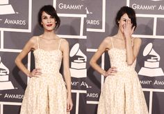 singfordomsolution:    The 55th Annual GRAMMY Awards - Arrivals