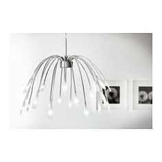 lampadario ikea : Light up my life, or at least my room.... on Pinterest Chandeliers ...